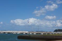 Scenics. Sea royalty free stock photos