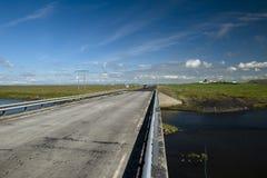 sceniczna Iceland droga Zdjęcie Stock