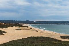 Scenicznego piękna plaża zdjęcia stock