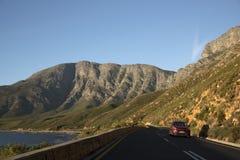 Scenicznej autostrady przylądka Zachodnia afryka poludniowa Obraz Stock