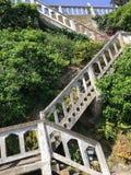 Sceniczni kroki obrazy stock