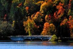 sceniczny jesień allegheny krajobraz Obrazy Stock