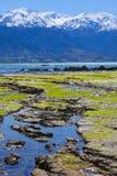 sceniczny kaikoura widok fotografia stock