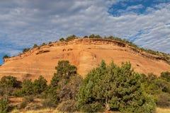 Sceniczny Kolorado Krajowego zabytku krajobraz Obraz Royalty Free