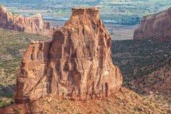 Sceniczny Kolorado Krajowy zabytek Zdjęcie Stock