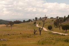 Sceniczny krajobraz Zdjęcie Stock
