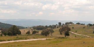 Sceniczny krajobraz Zdjęcie Royalty Free