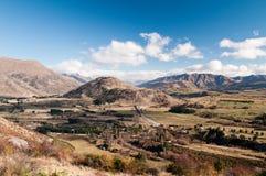Sceniczny krajobraz Obrazy Royalty Free