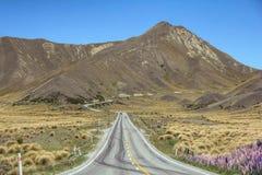 Sceniczny krajobraz Milford dźwięk, Nowa Zelandia Zdjęcia Royalty Free