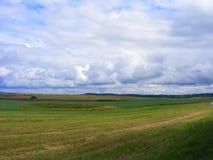 Sceniczny krajobraz w Białoruś zdjęcie stock
