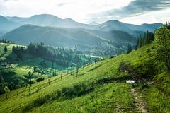 sceniczny krajobrazu obraz royalty free