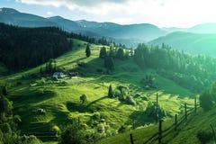 sceniczny krajobrazu obraz stock