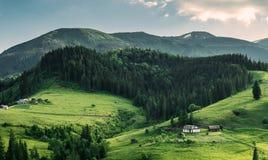 sceniczny krajobrazu zdjęcie royalty free