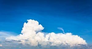 sceniczny niebo Fotografia Royalty Free