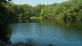 Sceniczny odosobniony jezioro (2 5) zbiory