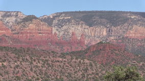 Sceniczny Sedona Krajobraz Arizona Fotografia Royalty Free