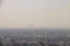 Sceniczny widok Kair w Egipt Fotografia Stock