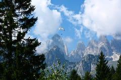 Sceniczny widok lato góry Obraz Stock