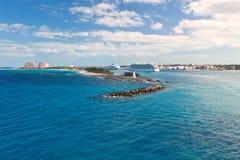 Nassau, Bahamas obraz stock