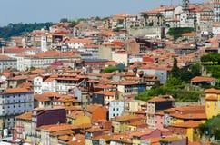 Sceniczny widok Porto miasto Obrazy Stock