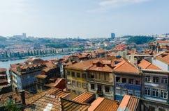 Sceniczny widok Porto miasto Zdjęcie Royalty Free