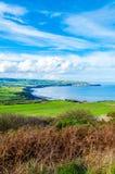 Sceniczny widok rudzików kapiszonów zatoka Zdjęcia Royalty Free