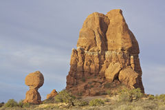 Scenisk allsidig Rock Arkivbilder