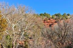 scenisk arizona liggande Royaltyfri Fotografi