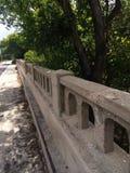 scenisk bro Royaltyfri Fotografi