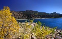 scenisk colorado liggande arkivbilder