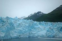 scenisk glaciär arkivfoto