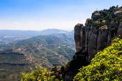 scenisk sikt för berg royaltyfri fotografi