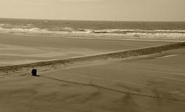 scenisk strand Arkivbilder