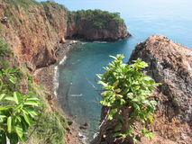 Scenisk synvinkel av den Koh Talu ön Royaltyfri Fotografi