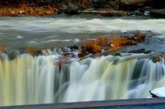 Scenisk vattenfall 2 Fotografering för Bildbyråer