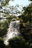 scenisk vattenfall royaltyfri foto