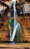 scenisk vattenfall Royaltyfri Fotografi