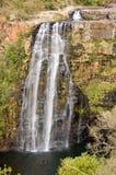 scenisk vattenfall för liggande Arkivbilder