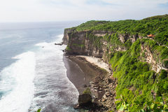 Sceniska Bali Arkivbilder