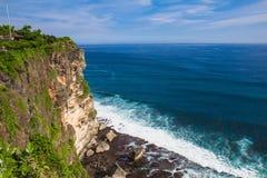 Sceniska Bali Royaltyfri Foto
