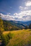 sceniska berg Royaltyfria Bilder