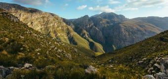 Sceniska berg och dal Arkivbilder