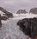 sceniska flyg- alaska Arkivfoton