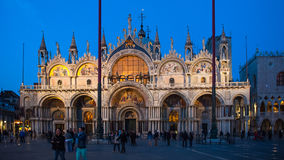 Sceniskt av Venedig, Italien royaltyfria foton