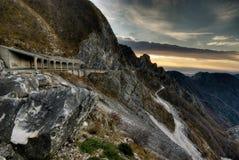 sceniskt berg Royaltyfri Fotografi