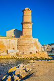Sceniskt fort St John Royaltyfri Fotografi