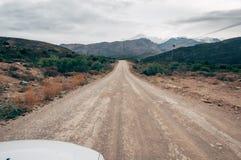 Sceniskt nära Montagu, Sydafrika Royaltyfria Foton