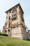 Sceniskt skott av Kellies slott Fotografering för Bildbyråer
