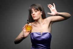 Scent Royalty Free Stock Photo