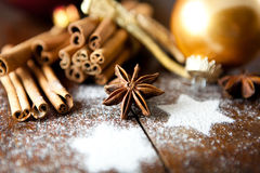 Scent of Christmas Royalty Free Stock Images